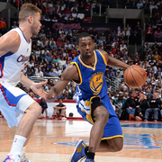 Warriors at Clippers - 3/31/15