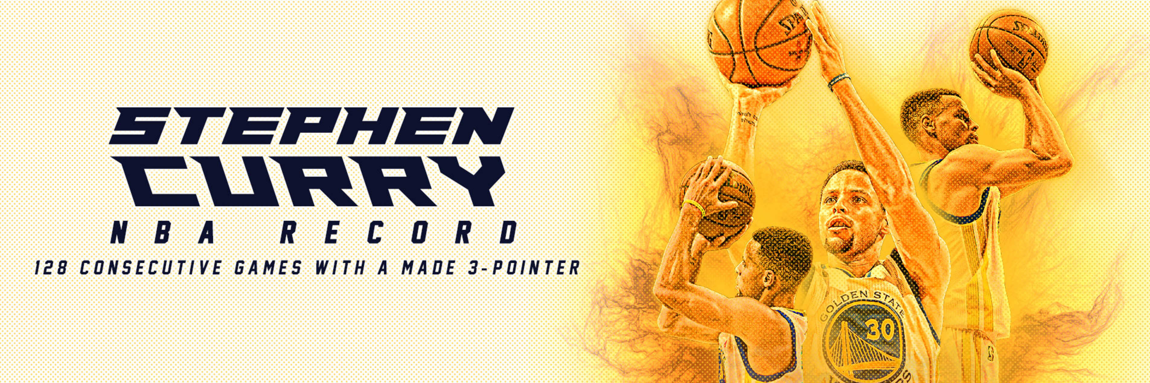 Stephen Curry Sets NBA Record