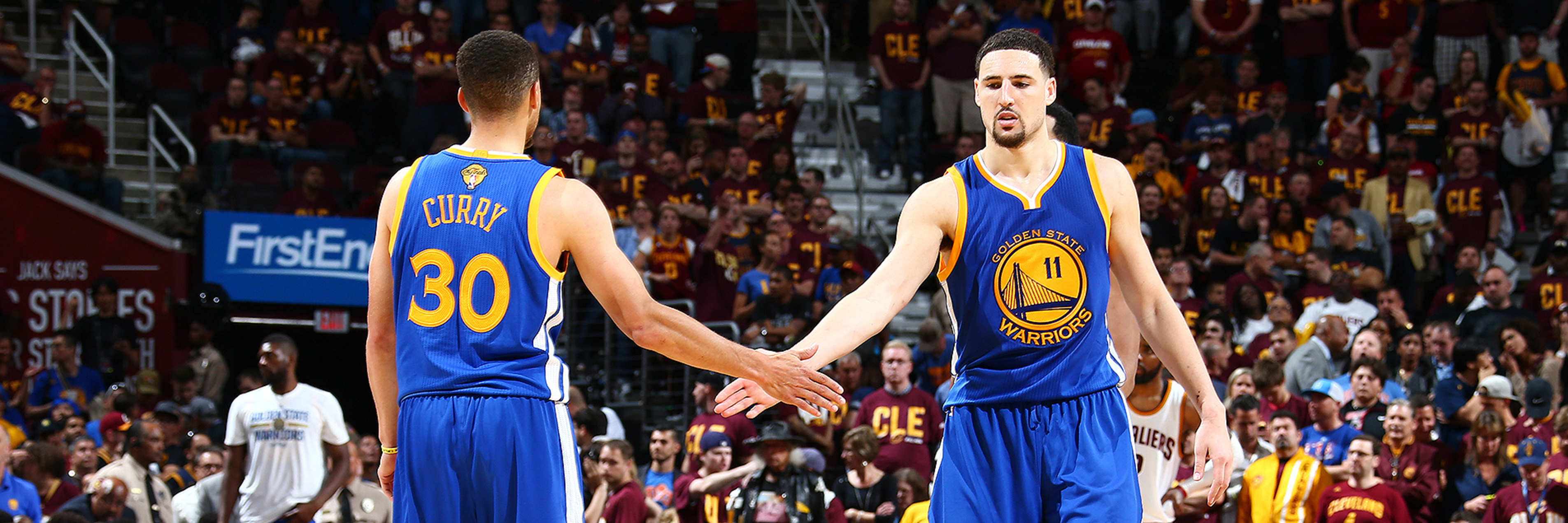 Splash Brothers Lead Way to Game 4 Victory | Golden State Warriors