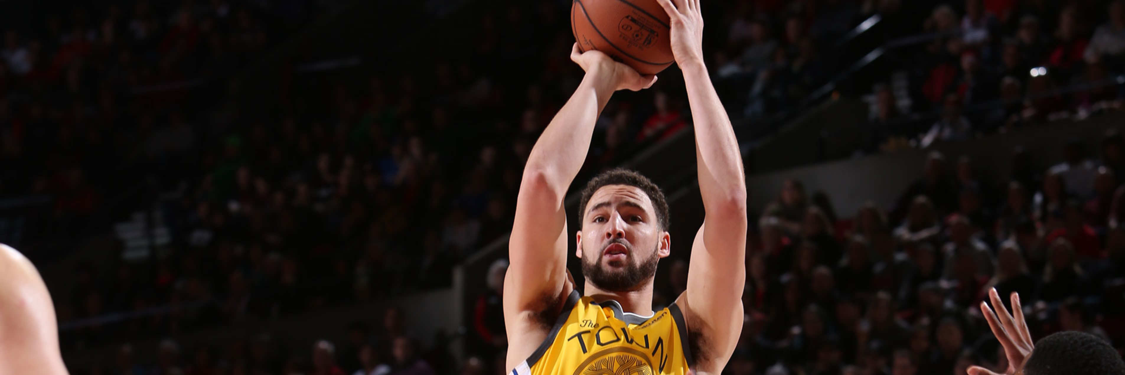 dubs bounce back in portland golden state warriors