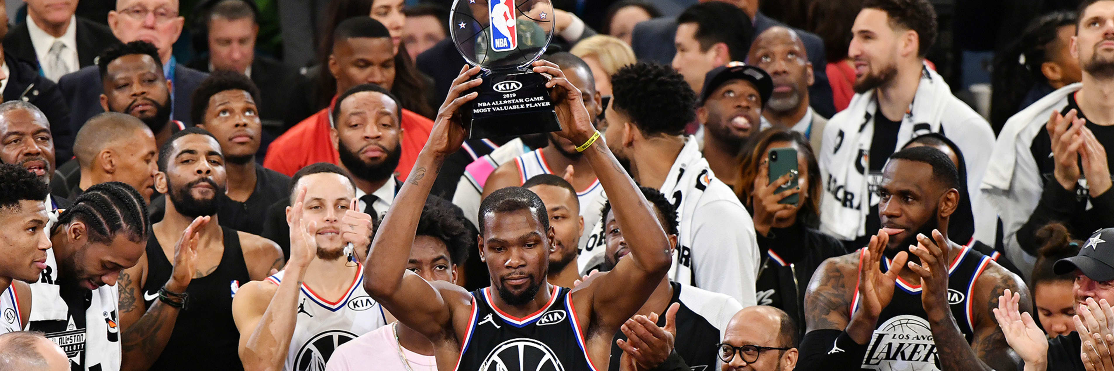 198ea462f KD Takes All-Star MVP Honors | Golden State Warriors