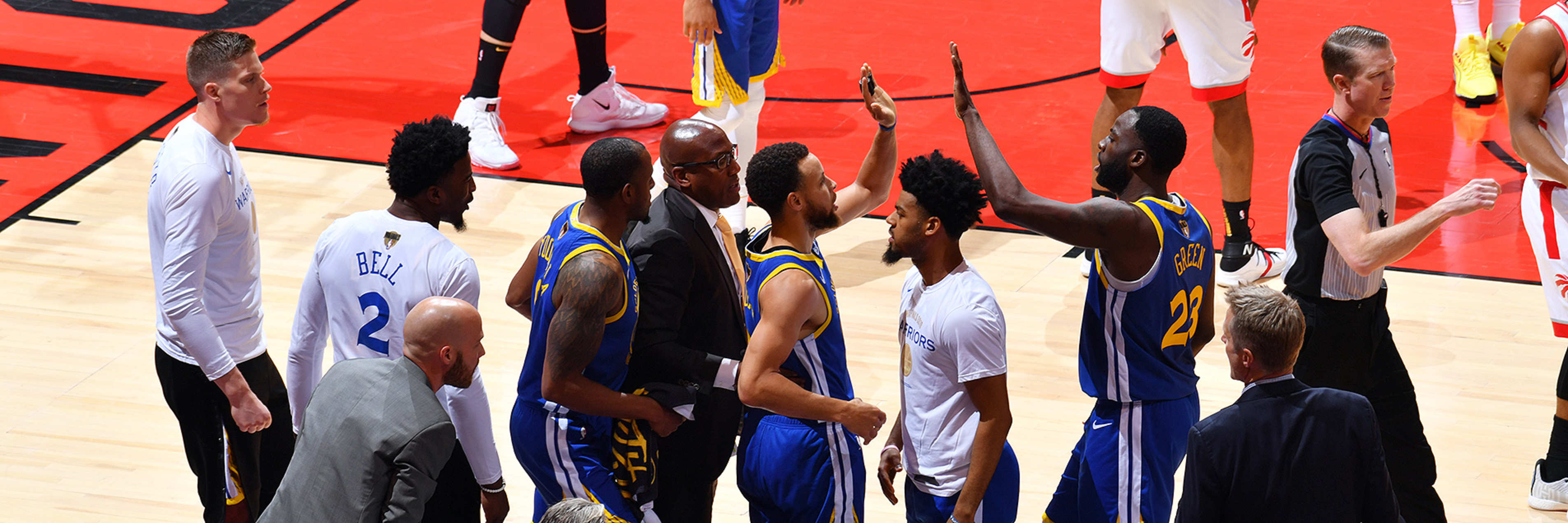 Game 5 Reactions: The Highs and Lows of a 106-105 Victory in Toronto