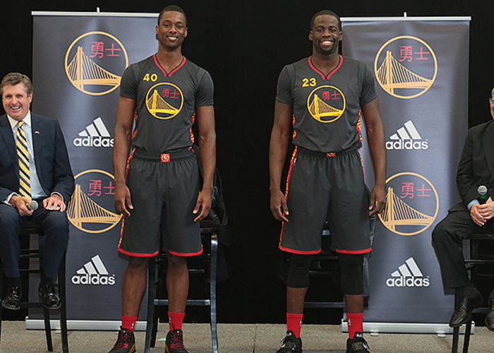091b8188fa7 Warriors Unveil First-Ever Chinese New Year Uniforms