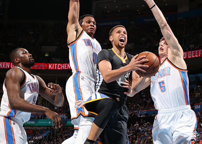 Warriors Stun Thunder With Comeback Overtime Victory | Golden State