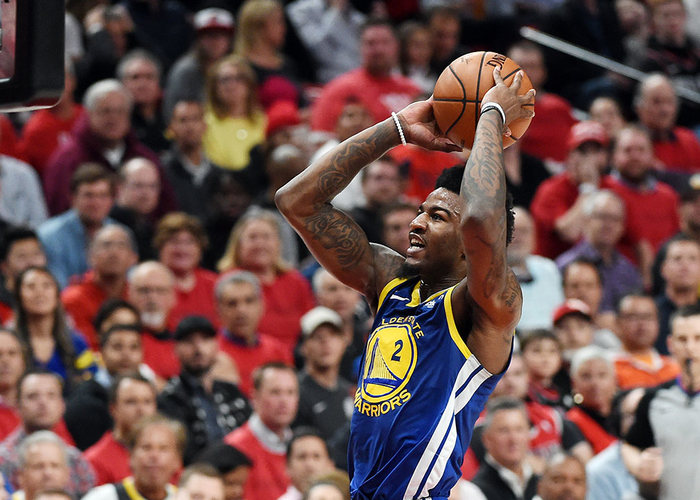 Jordan Bell: Stepping Up On The Biggest Stage | Golden State Warriors