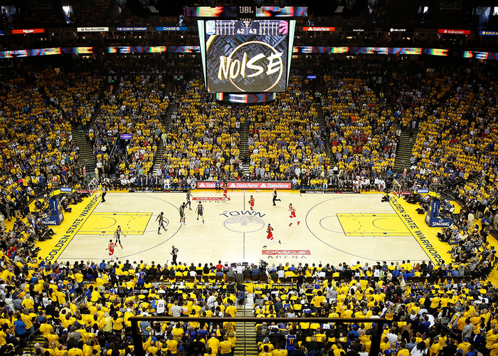 Oracle Arena S Grand Finale Golden State Warriors