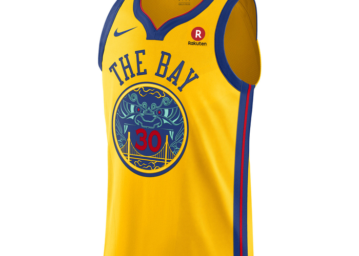 Warriors to Wear Chinese Heritage Uniforms for Select Games During ...