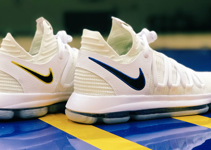 Sole of the Warriors: Kevin Durant