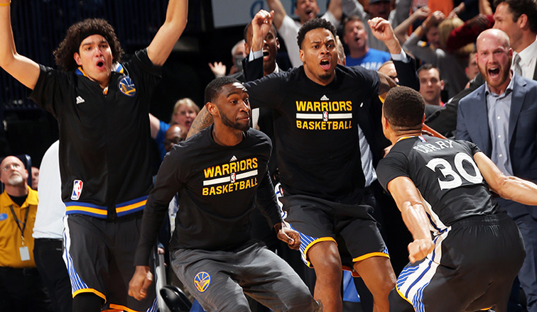 Stephen Curry Sits Out, Golden State Warriors Defeat Hawks In OT
