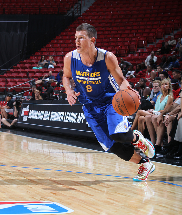 NBA Summer League: Warriors vs. Lakers - 7/14/14