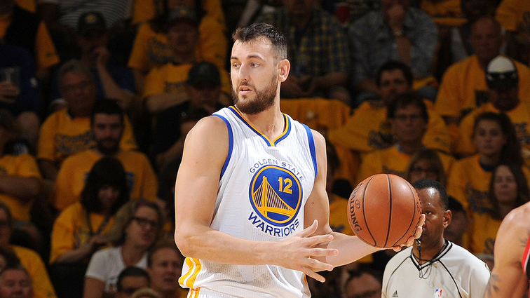 Warriors Trade Andrew Bogut to Dallas