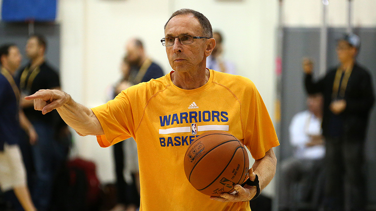 Warriors Assistant Coach Ron Adams to be Inducted into Fresno Athletic Hall of Fame