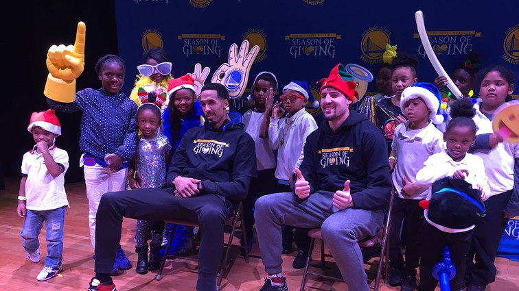 Warriors Holiday Fest