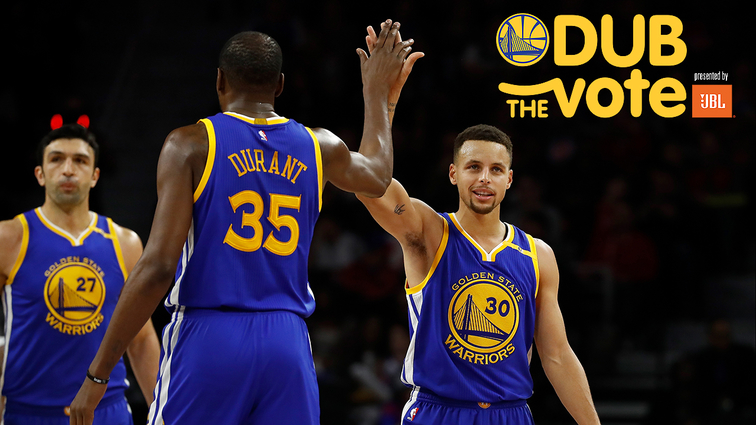 9ffd71a83 Durant and Curry Lead Western Conference in First Fan Returns of NBA  All-Star Voting  Pachulia Second Among West Frontcourt Players