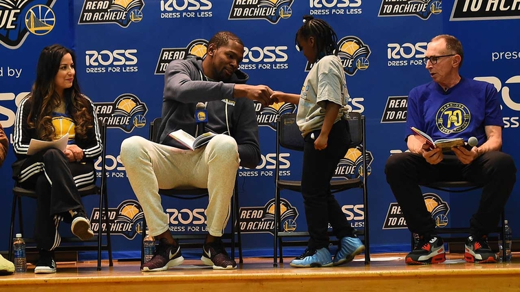 Read to Achieve Reading Rally, Presented by Ross Stores