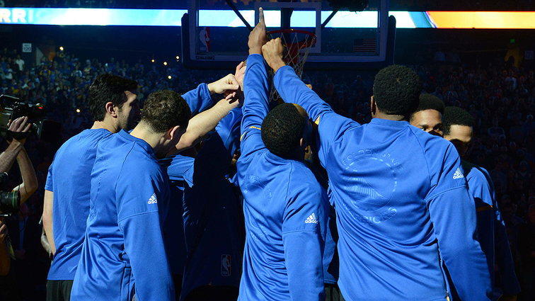 Warriors Nominated for Sports Team of the Year Award from the SportsBusiness Journal