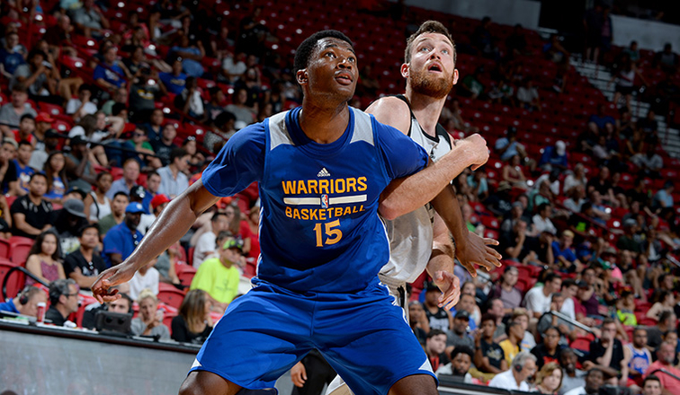 Patrick McCaw leads Warriors to first Summer League win