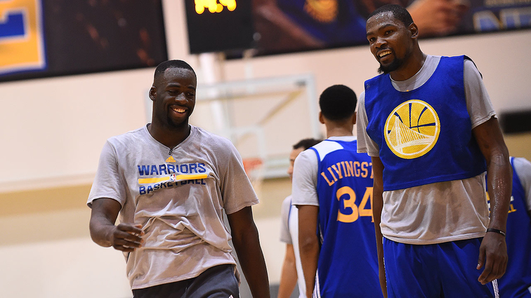 WARRIORS ANNOUNCE ROSTER & SCHEDULE FOR 2017 TRAINING CAMP, FUELED BY GATORADE