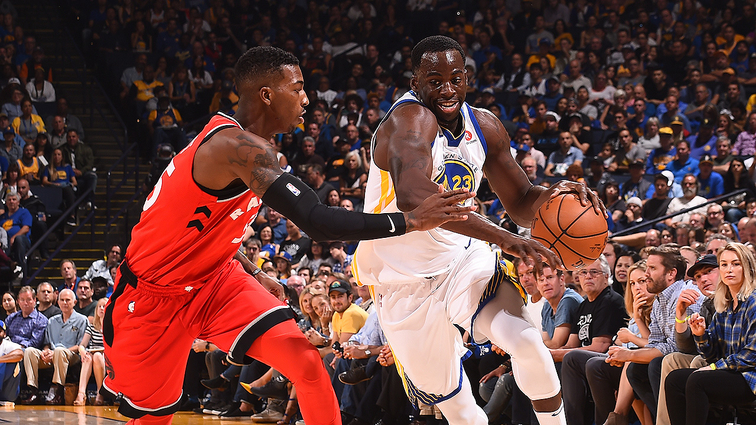Toronto Raptors vs. Golden State Warriors - 1/13/18 NBA Pick, Odds, and Prediction