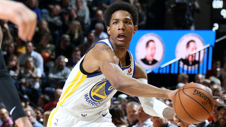 Warriors Recall Patrick McCaw from Santa Cruz