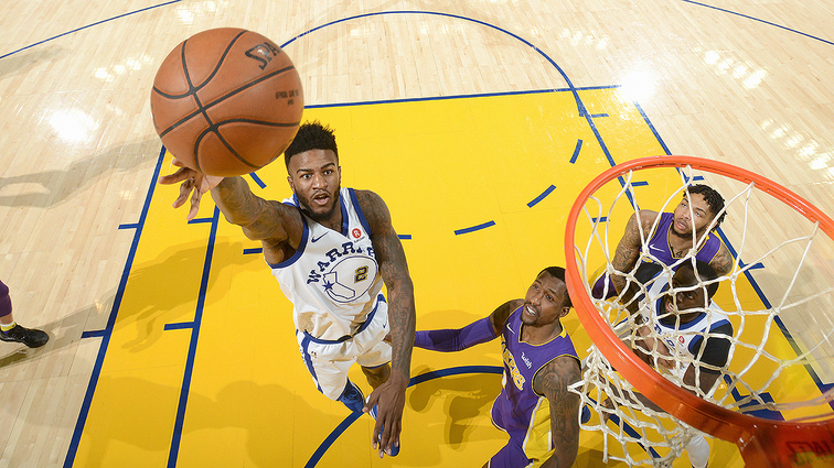Warriors Assign Jordan Bell to Santa Cruz