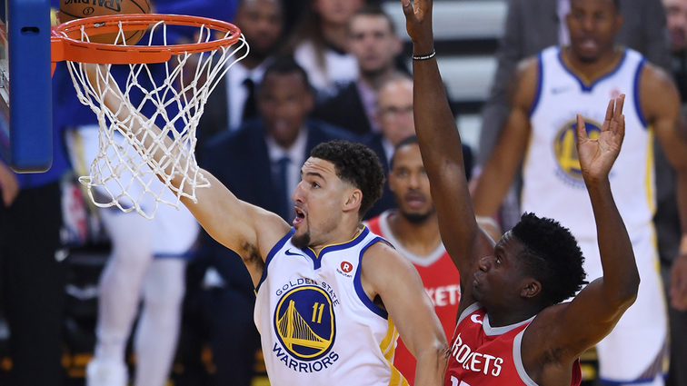 ced539a542ae Game 4 Preview  Warriors vs. Rockets - 5 22 18