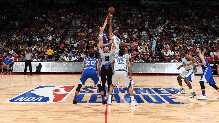 17f104660fd1 Warriors Announce 2018 NBA Summer League Roster and Broadcast Schedule