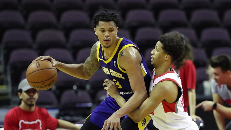 Warriors Sign Free Agent Guard Damion Lee To Two Way Contract