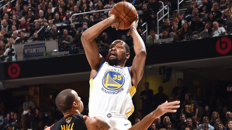2017 18 Moments Of The Year Kevin Durant Golden State