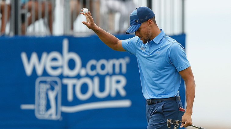 Stephen Curry Once Again Competing in Web.com Tour's Ellie Mae Classic