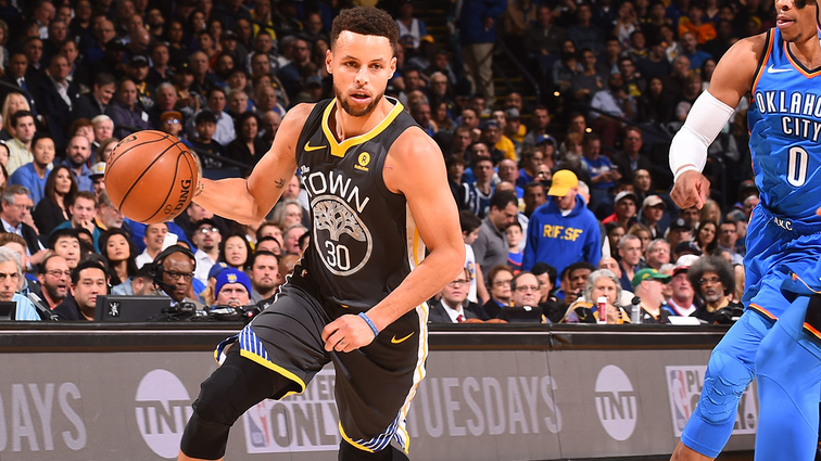 e6c098c94 Back-To-Back NBA Champion Golden State Warriors To Host Oklahoma City  Thunder On Opening Night Presented By Rakuten