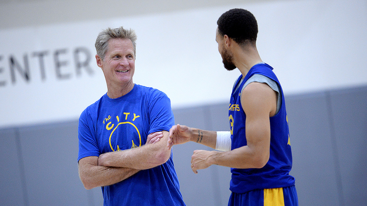 2be3a875d8f4 Warriors Head Coach Steve Kerr Named Assistant Coach on 2019-20 USA  Basketball Men s National