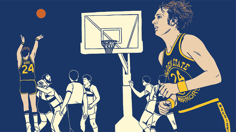 72f3c33e321e Warriors to Dedicate  Rick Barry Court  at the Edgewood Center for Children  and Families in San Francisco