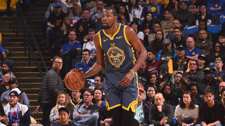 Kevin Durant explains why he snapped at heckling fan