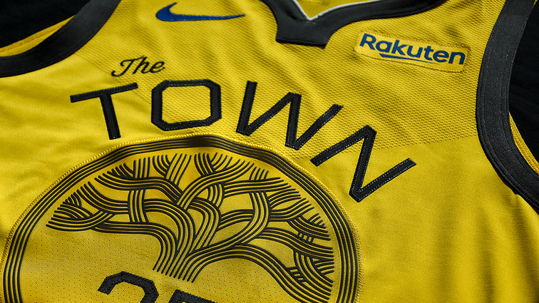 best service 8da4c e455f Warriors Unveil Nike NBA Earned Edition  Town Gold  Uniforms, Set to Debut  on Christmas Day