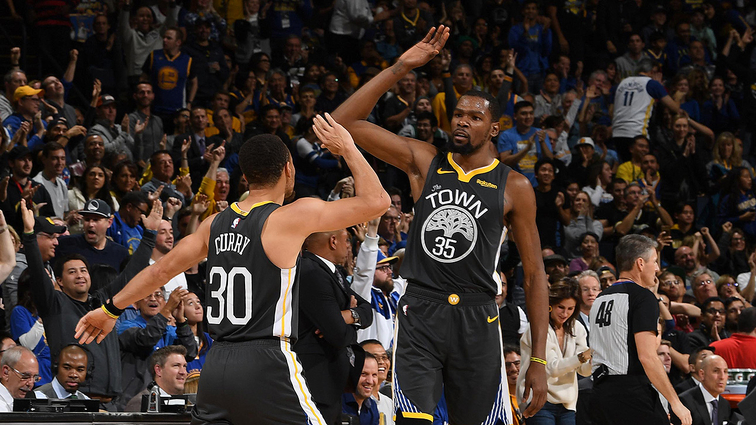 562ed209c Stephen Curry Leads Western Conference Guards in Second Fan Returns of NBA  All-Star Voting 2019