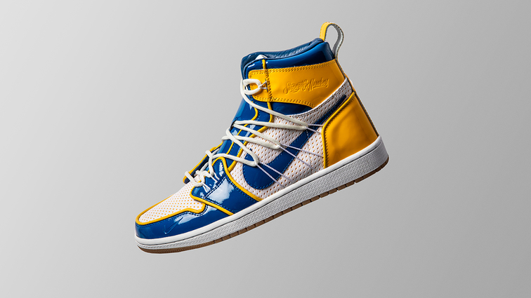 "a429ed9d504 Warriors Unveil Limited Edition ""Champion Tradition"" Shoes To Commemorate  Team s Six NBA Championships"