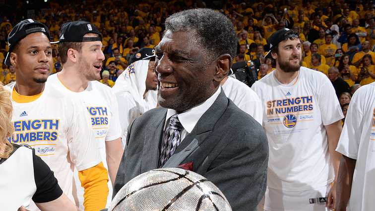 ac67b6a6a52 Warriors Legend Alvin Attles Elected into Naismith Memorial Basketball Hall  of Fame
