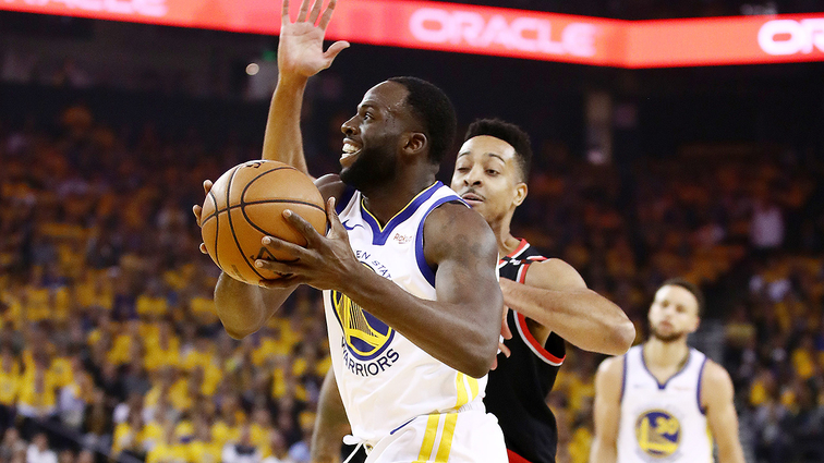 88e8647501c Game 2 Preview  Warriors vs. Trail Blazers