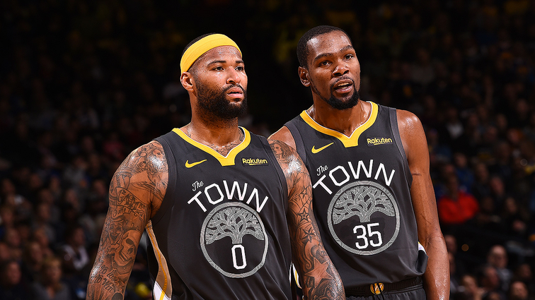 Injury Update: Durant and Cousins