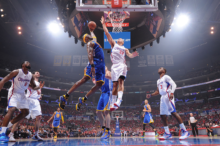 2013-14 Warriors: Jermaine O'Neal