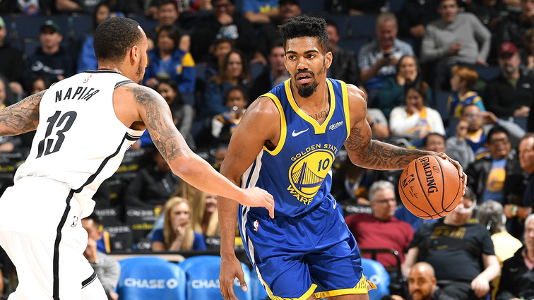 e711b2aaa91d Warriors Recall Jacob Evans III from Santa Cruz
