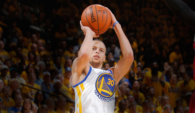 Steph Curry has blossomed into one of the top players in the entire NBA.