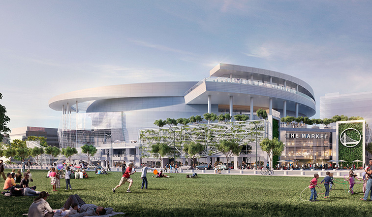 Warriors Unveil Updated Design Of New Sports And