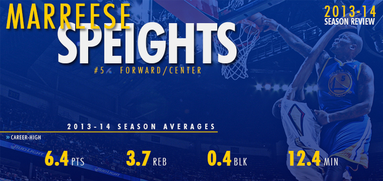 Marreese Speights