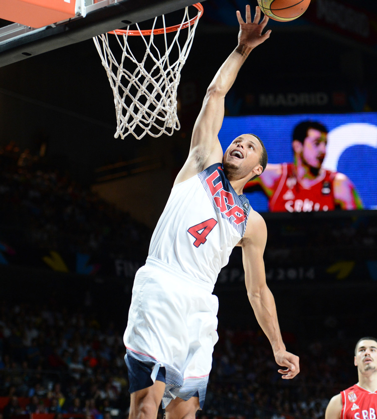 2014 FIBA World Cup: USA vs. Serbia - 9/14/14