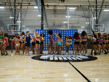 Warriors Dance Team: Final Auditions