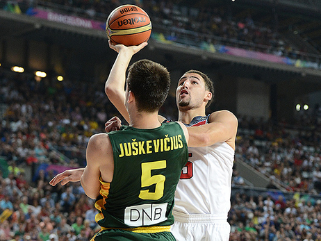 2014 FIBA World Cup: USA vs. Lithuania - 9/11/14