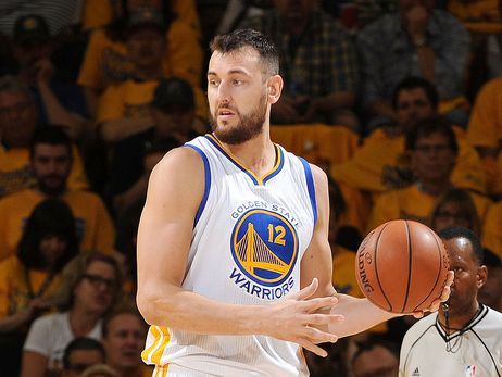 Warriors Trade Center Andrew Bogut to Dallas