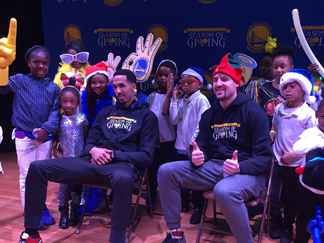 Warriors Holiday Fest at Bayview Opera House & Joseph Lee Rec Center